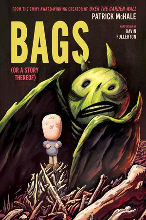 Bags (Or A Story Thereof) Original Graphic Novel TP