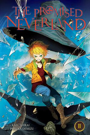 Promised Neverland Vol 11 GN