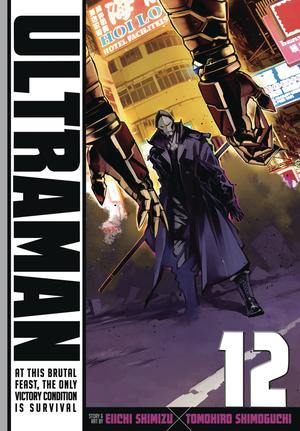 Ultraman Vol 12 GN