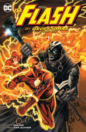 Flash By Geoff Johns Book 6 TP