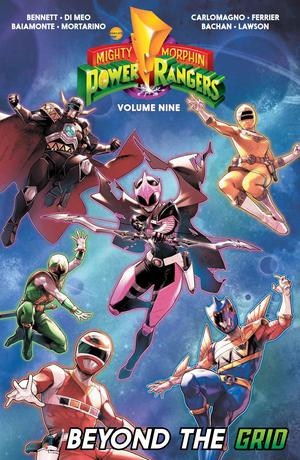 Mighty Morphin Power Rangers Vol 9 TP