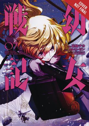 Saga Of Tanya The Evil Vol 7 GN