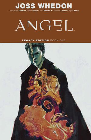Angel Legacy Edition Book 1 TP