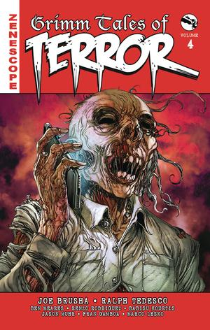 Grimm Fairy Tales Presents Grimm Tales Of Terror Vol 4 HC