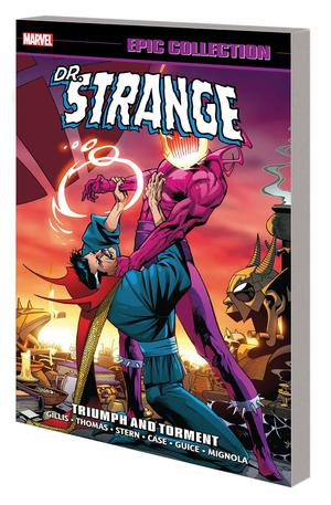 Doctor Strange Epic Collection Vol 8 Triumph And Torment TP