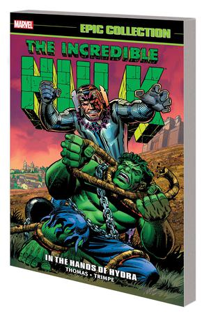Incredible Hulk Epic Collection Vol 4 In The Hands Of Hydra TP