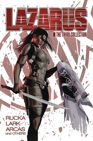 Lazarus Third Collection HC