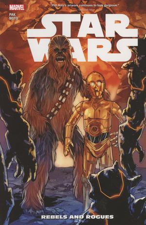 Star Wars (Marvel) Vol 12 Rebels And Rogues TP