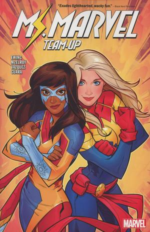 Ms Marvel Team-Up TP