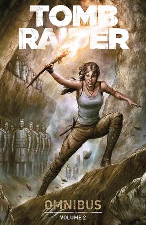 Tomb Raider Omnibus Vol 2 TP