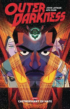 Outer Darkness Vol 2 Castrophany Of Hate TP