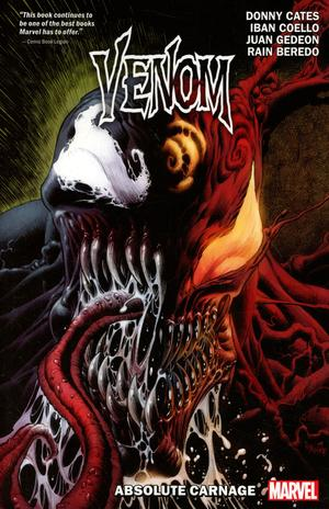 Venom By Donny Cates Vol 3 Absolute Carnage TP