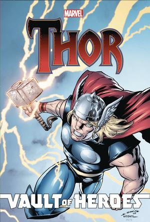 Marvel Vault Of Heroes Thor Book 1 TP
