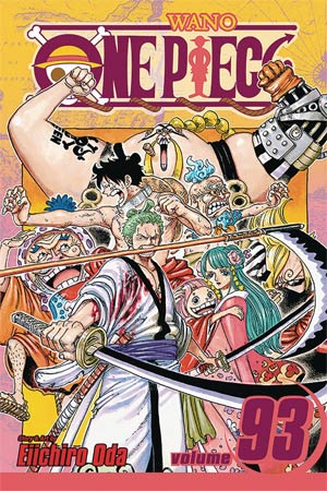 One Piece Vol 93 Wano GN