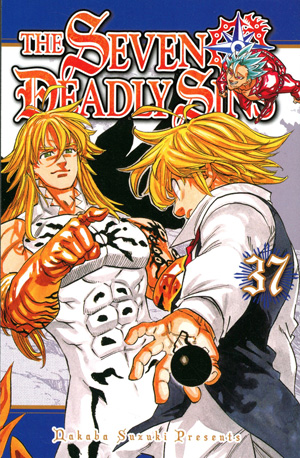 Seven Deadly Sins Vol 37 GN