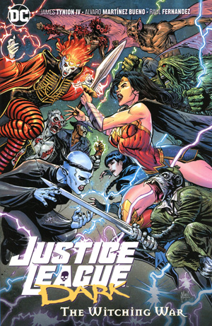 Justice League Dark (2018) Vol 3 The Witching War TP