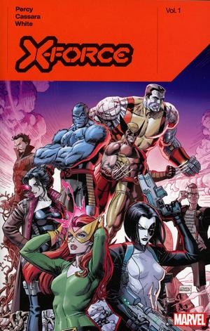 X-Force By Benjamin Percy Vol 1 TP
