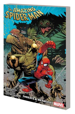 Amazing Spider-Man By Nick Spencer Vol 8 Threats & Menaces TP