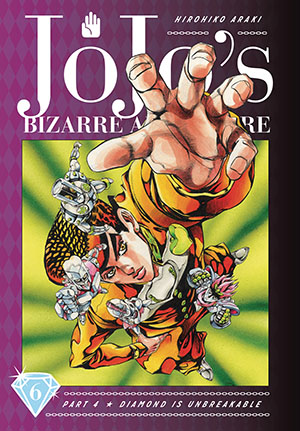 JoJos Bizarre Adventure Part 4 Diamond Is Unbreakable Vol 6 HC