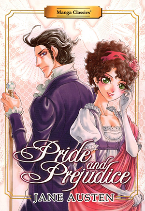 Manga Classics Pride And Prejudice TP New Edition