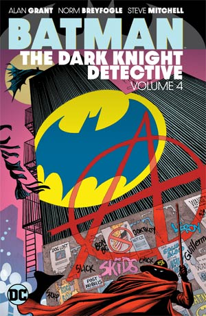 Batman The Dark Knight Detective Vol 4 TP