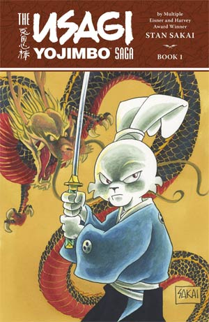 Usagi Yojimbo Saga Vol 1 TP 2nd Edition