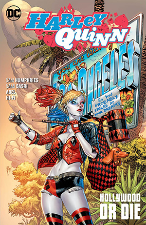 Harley Quinn (2018) Vol 5 Hollywood Or Die TP