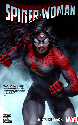 Spider-Woman (2020) Vol 2 King In Black TP
