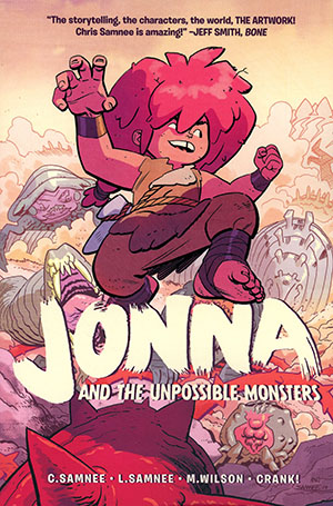 Jonna And The Unpossible Monsters Vol 1 TP