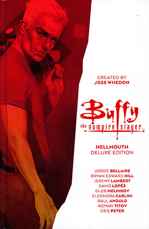 Buffy The Vampire Slayer Hellmouth Deluxe Edition HC