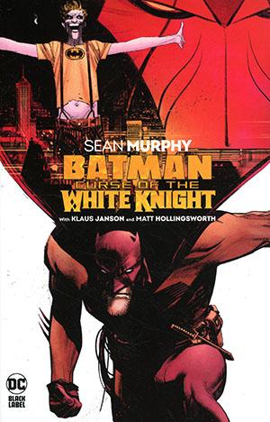 Batman Curse Of The White Knight TP
