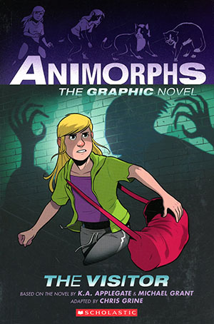 Animorphs The Graphic Novel Vol 2 The Visitor TP