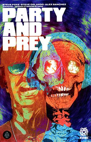 Party & Prey Original Graphic Novel TP