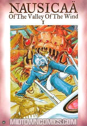 Nausicaa Of The Valley Of Wind Vol 1 TP 2nd Ed