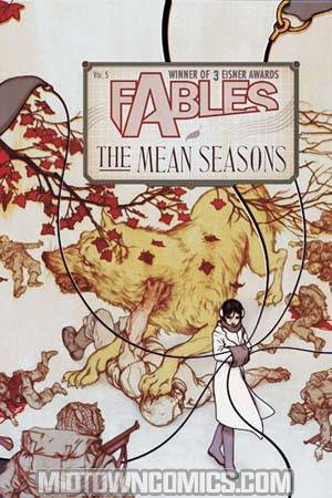 Fables Vol 5 The Mean Seasons TP