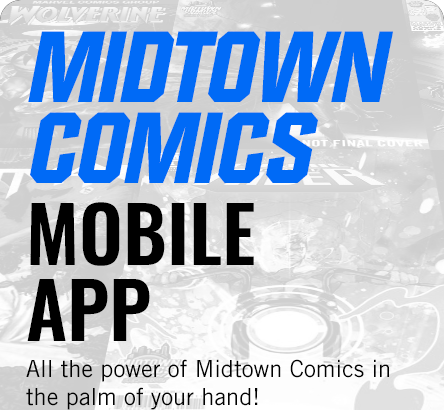 Midtown Comics Mobile App