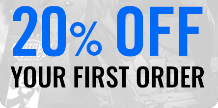 20% OFF your first order