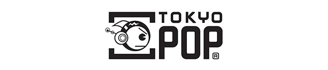 tokyo pop Logo